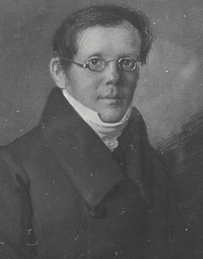 Semyon Korsakov portrait