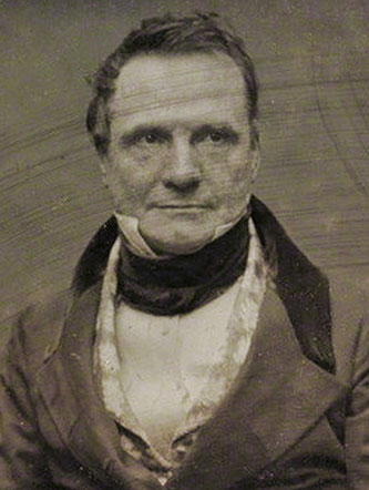 Charles Babbage at middle age