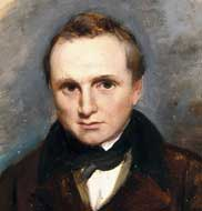 Charles Babbage as a young man