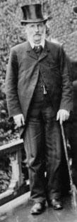 Leonard Stowe in 1902