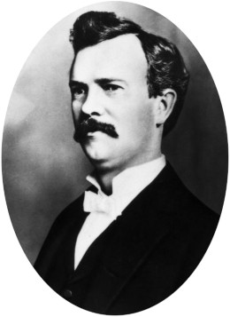William Seward Burroughs-portrait