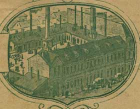 The Mechanical Factory of Odhner & Hill