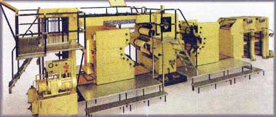 Orlov printing press, produced by Mechanical Factory of Odhner