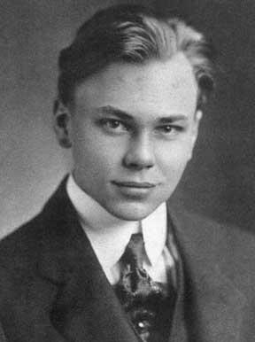 The young Aiken