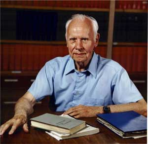 George Stibitz portrait