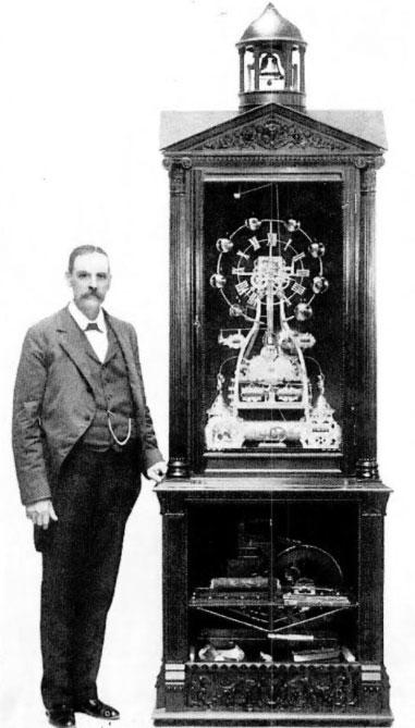 Willard Legrand Bundy and his Thousand Year Clock