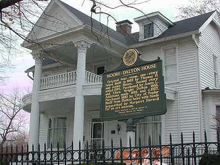 The house of Dalton in Poplar Bluff, Missouri
