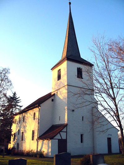 Evangelical-Lutheran Church of St. Kilian in Equarhofen