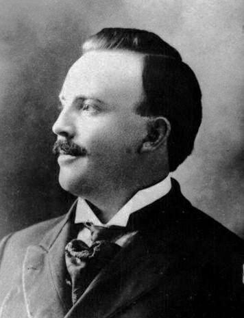 Frank Baldwin in 1870