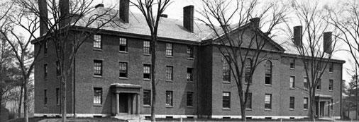 The Harvard Divinity School