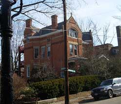 Lewis Hosea house in Clifton