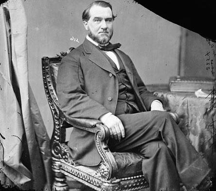 The U.S. senator John Pool, brother of Solomon Pool