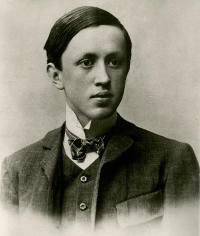 Karel Čapek young