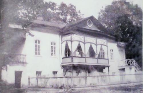 The estate of Korsakov