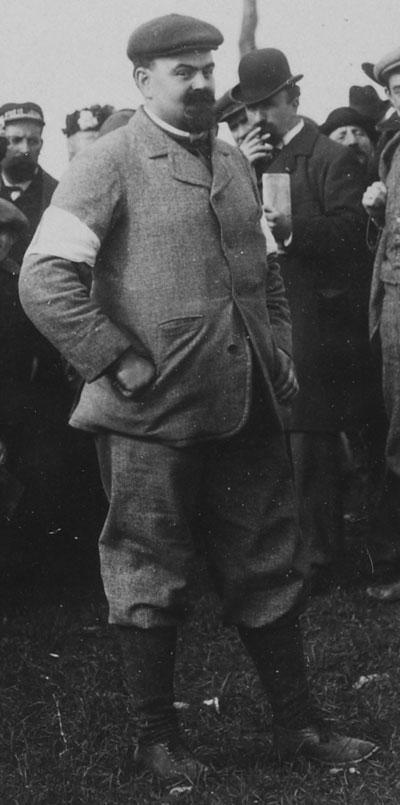 León Bollée in 1898