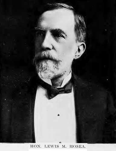 Lewis Montgomery Hosea
