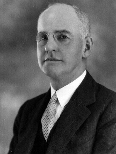 James Alvan Macauley in 1930