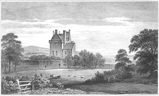 Merchiston Castle