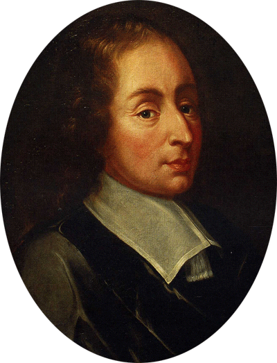 a biography of blaise pascal Pascal, blaise 1 dates: born: clermont-ferrand, 19 june 1623: died: paris, 19  august 1662: dateinfo: dates certain: lifespan: 39 2 father: occupation:.