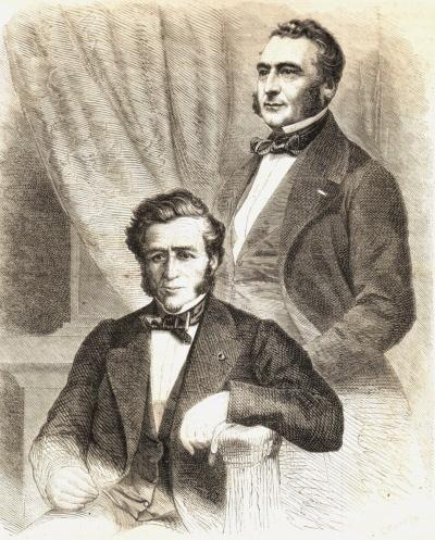 Péreire brothers