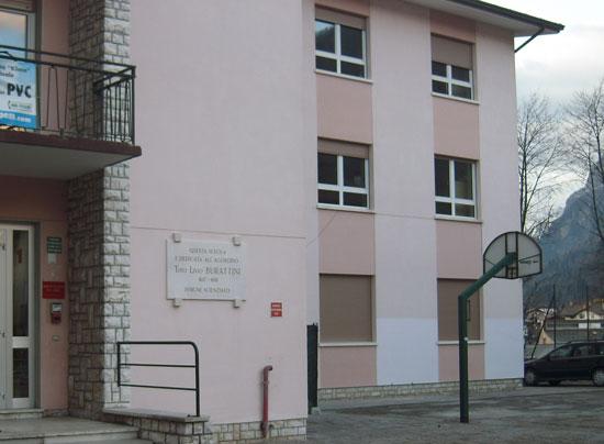 """The Primary School """"Tito Livio Burattini"""" in Agordo"""