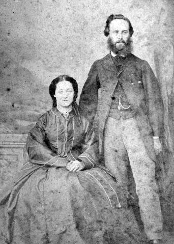 Leonard Stowe and his wife Jane Stowe