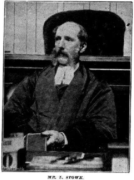 Leonard Stowe
