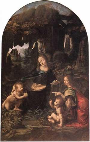 Madonna of the Rocks