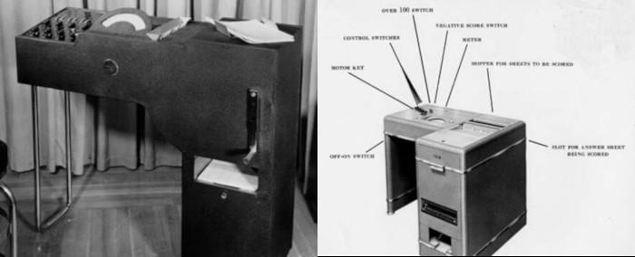 IBM 805 Test Scoring Machine