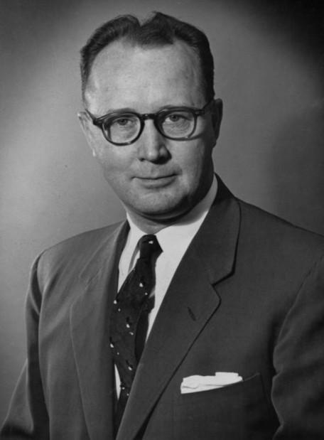 Reynold Benjamin Johnson in 1952