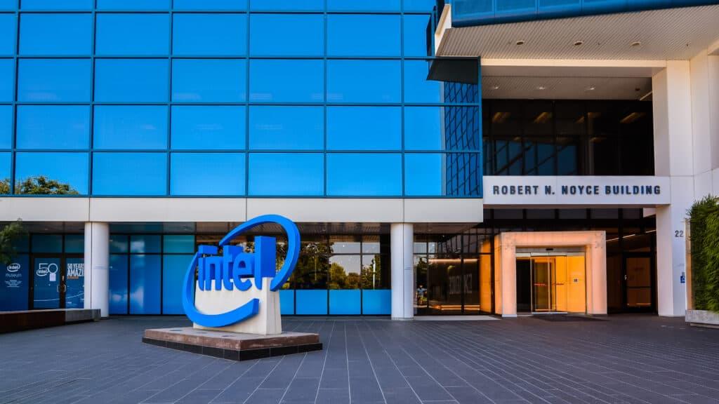 The Robert N. Noyce Building at Intel