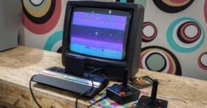 History of Atari - Atari retro console