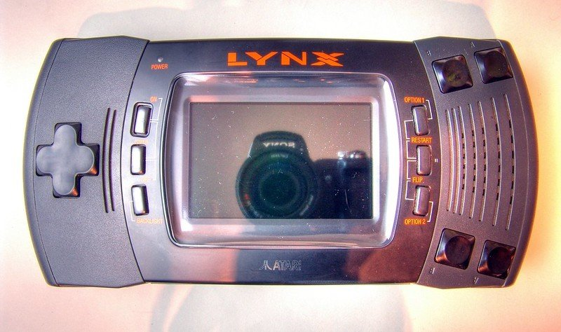 History of Atari Lynx