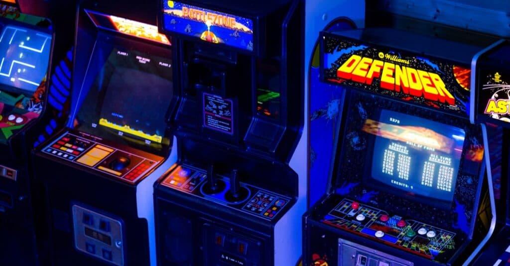 History of Atari arcade game