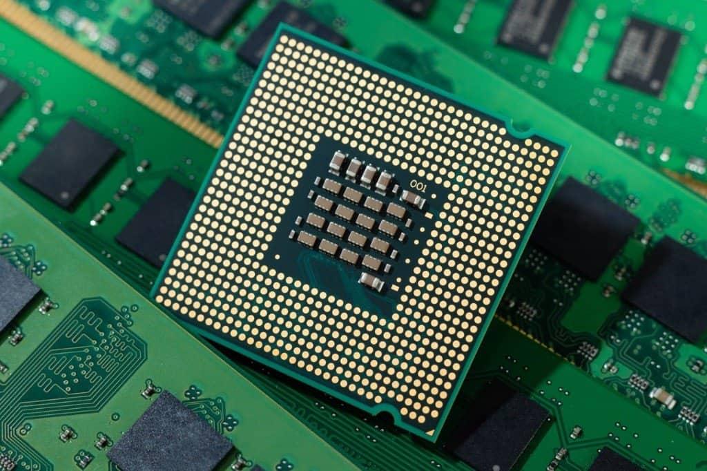 Von Neumann Architecture CPU