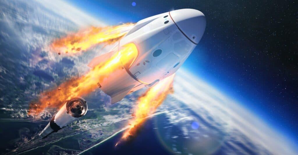 Elon Musk spacecraft