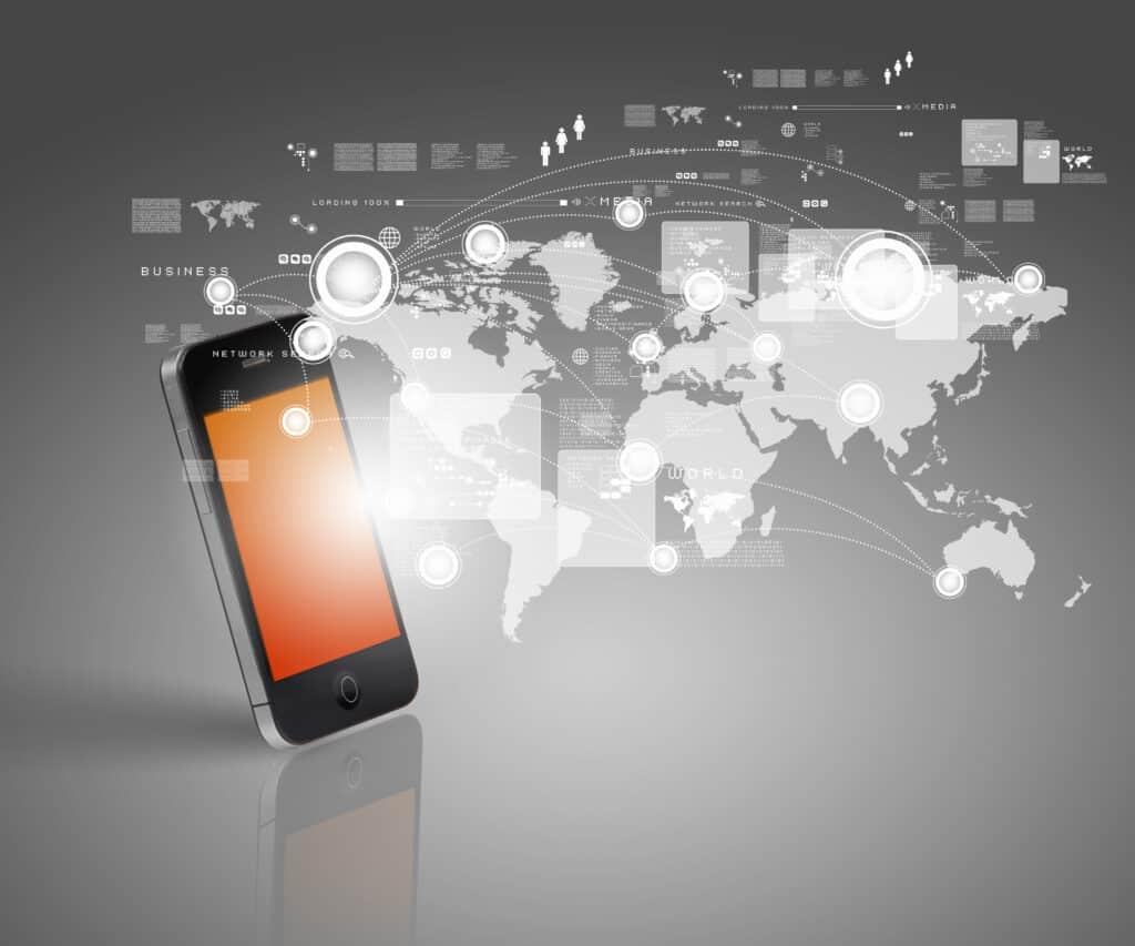 modern cell communication