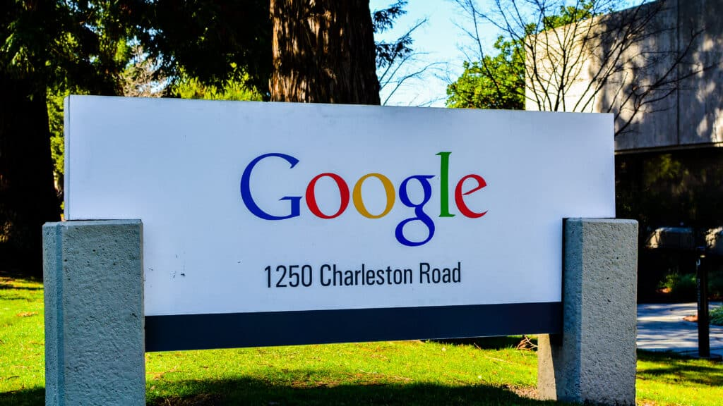 Google sign in Mountain View, CA, USA