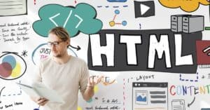 HTML and its connection to the internet
